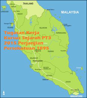 Perjanjian Persekutuan 1895