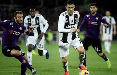 مشاهدة مباراة يوفنتوس وفيورنتينا بث مباشر اليوم 14-9-2019 في الدوري الايطالي