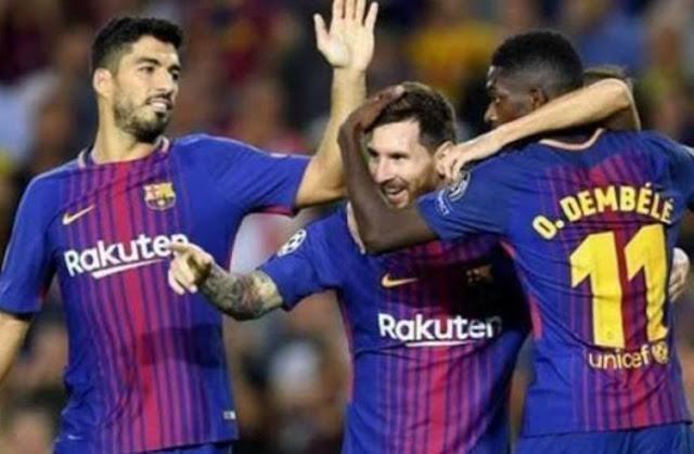 تشكيل برشلونة ضد ألافيس عبر سوفت سلاش