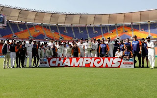 England tour of India 4-Match Test Series 2021