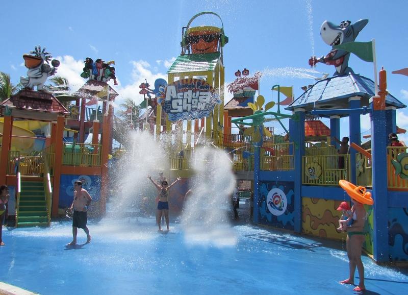 Melhor Parque Aquático do Brasil: Beach Park