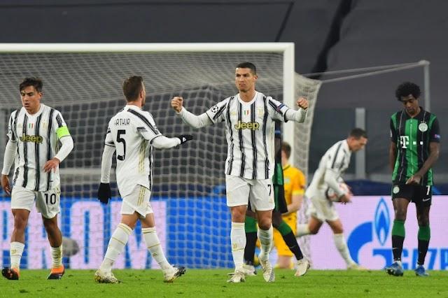 UEFA Champions League: Barcelona, Juventus Qualified and Neymar save Saint Germain