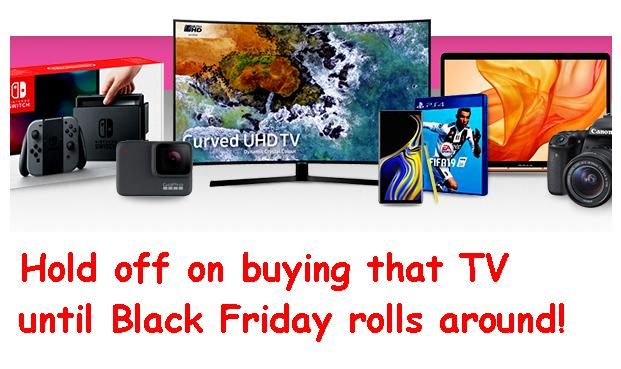 """Now"" JB Hi-Fi Australia Black Friday and Cyber Monday deals for 2019"