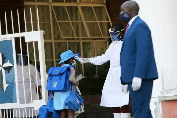 Zimbabwe Tolak Seruan UNICEF untuk Sekolah Tatap Muka, Covid-19 Masih Tinggi