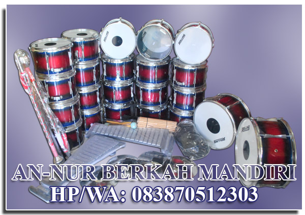 PAKET DRUM BAND TK SUPER30 personel