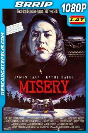 Misery (1990) 1080p BRrip Latino – Ingles