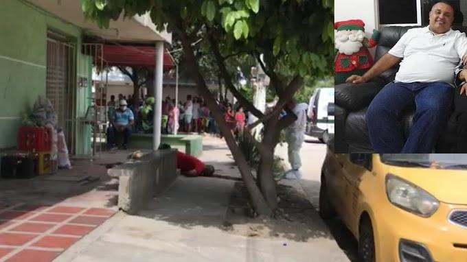 Asesinan a hombre en la Urbanización Altos de Santa Cruz