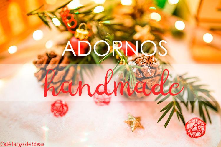 8 adornos handmade para el árbol de Navidad