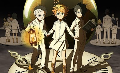 Yakusoku no Neverland BD Subtitle Indonesia Batch