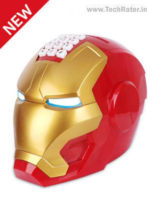 Ironman Money bank with passcode for kids