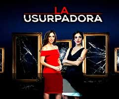 Ver telenovela la usurpadora capítulo 5 completo online