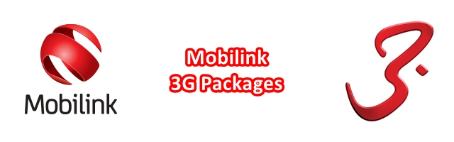 Mobilink 3G Packages