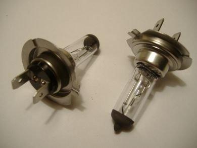 Blown Volvo S40/V40 Headlight Bulbs