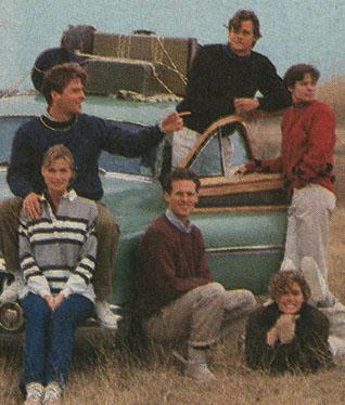 Cremaster Fanatic: Matthew Barney for J. Crew, 1988