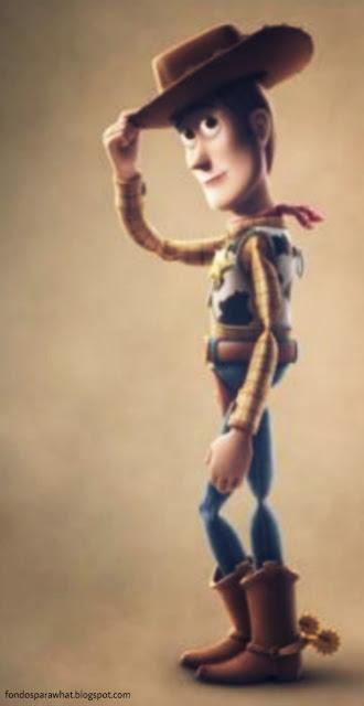 Fondo de Pantalla de Toy Story 4 - Woddy