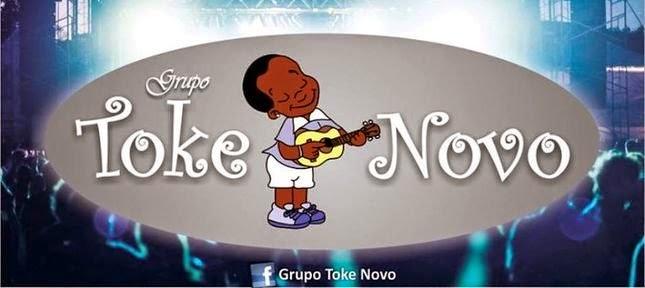Grupo Toke Novo - Ela é quente (2014)