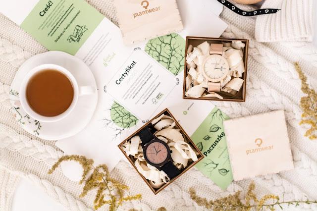 Polskie drewniane zegarki od Plantwear