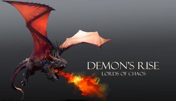 Demon's Rise 14 [Full Paid]