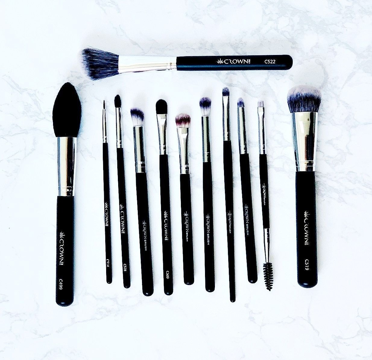Crown Brushes Review,