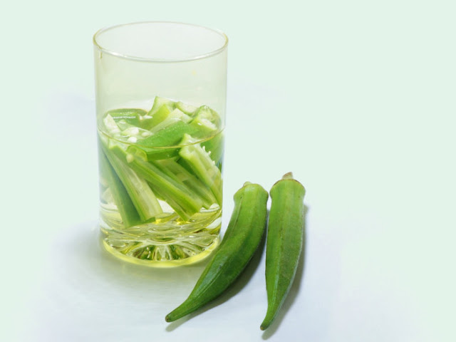 okra water for diabetes