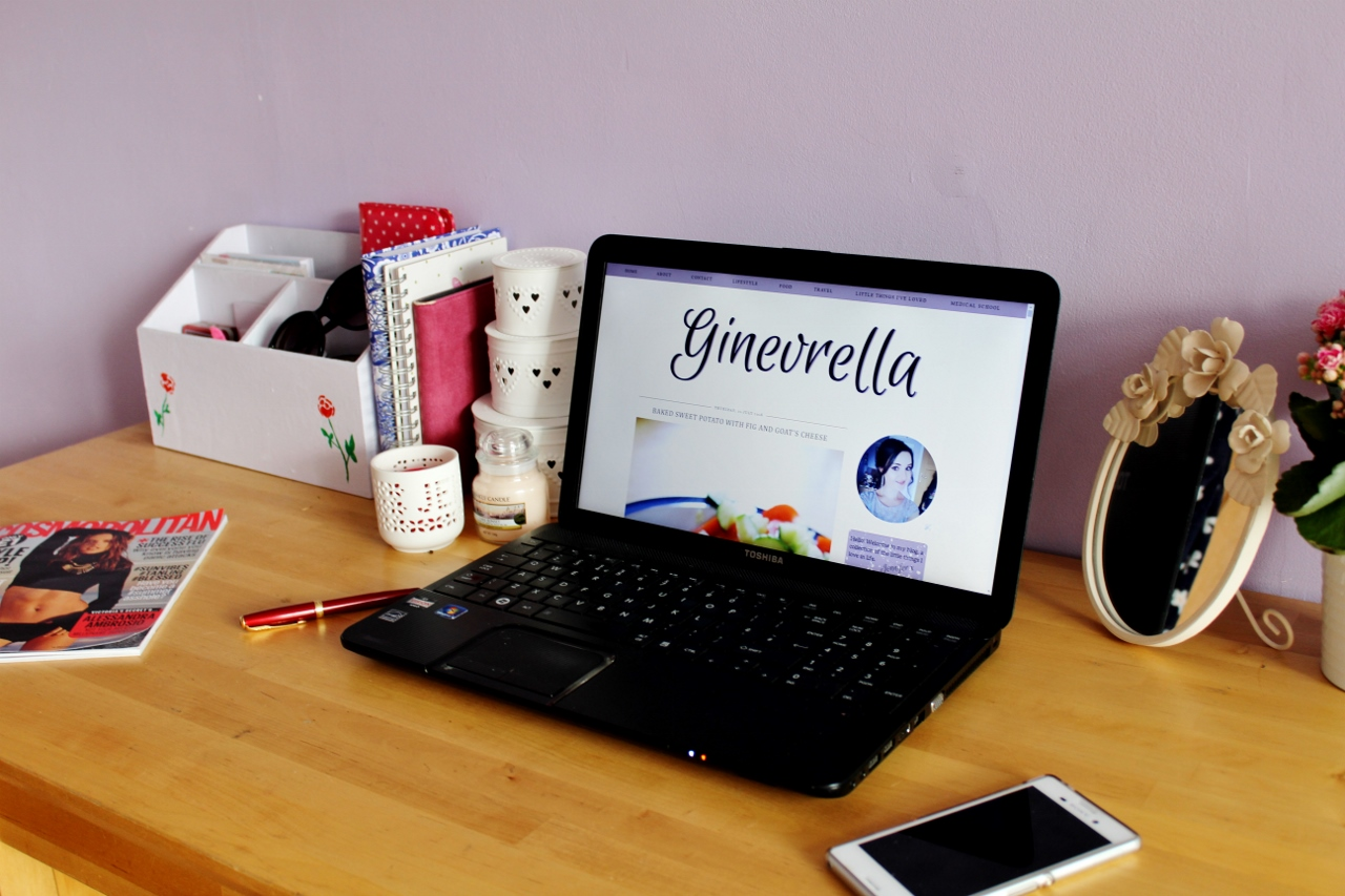 Twenty things you don't have to do with your blog