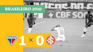 Gols de Fortaleza 1 x 0 Internacional – Red Bull Bragantino 4 x 2 Ceará