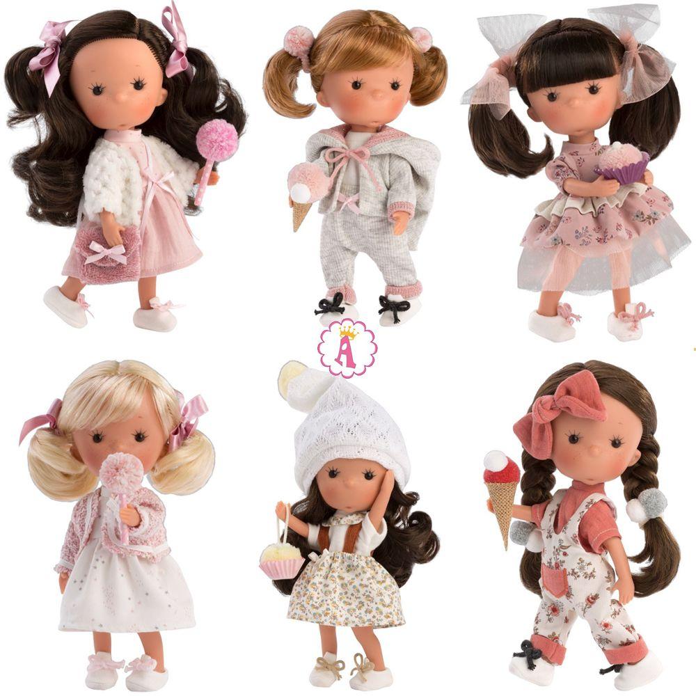 Мини-куклы с десертом новинки игрушек 2020