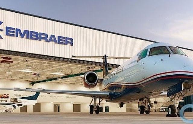 Embraer tem vagas abertas no Brasil em fevereiro de 2021; Confira como se inscrever