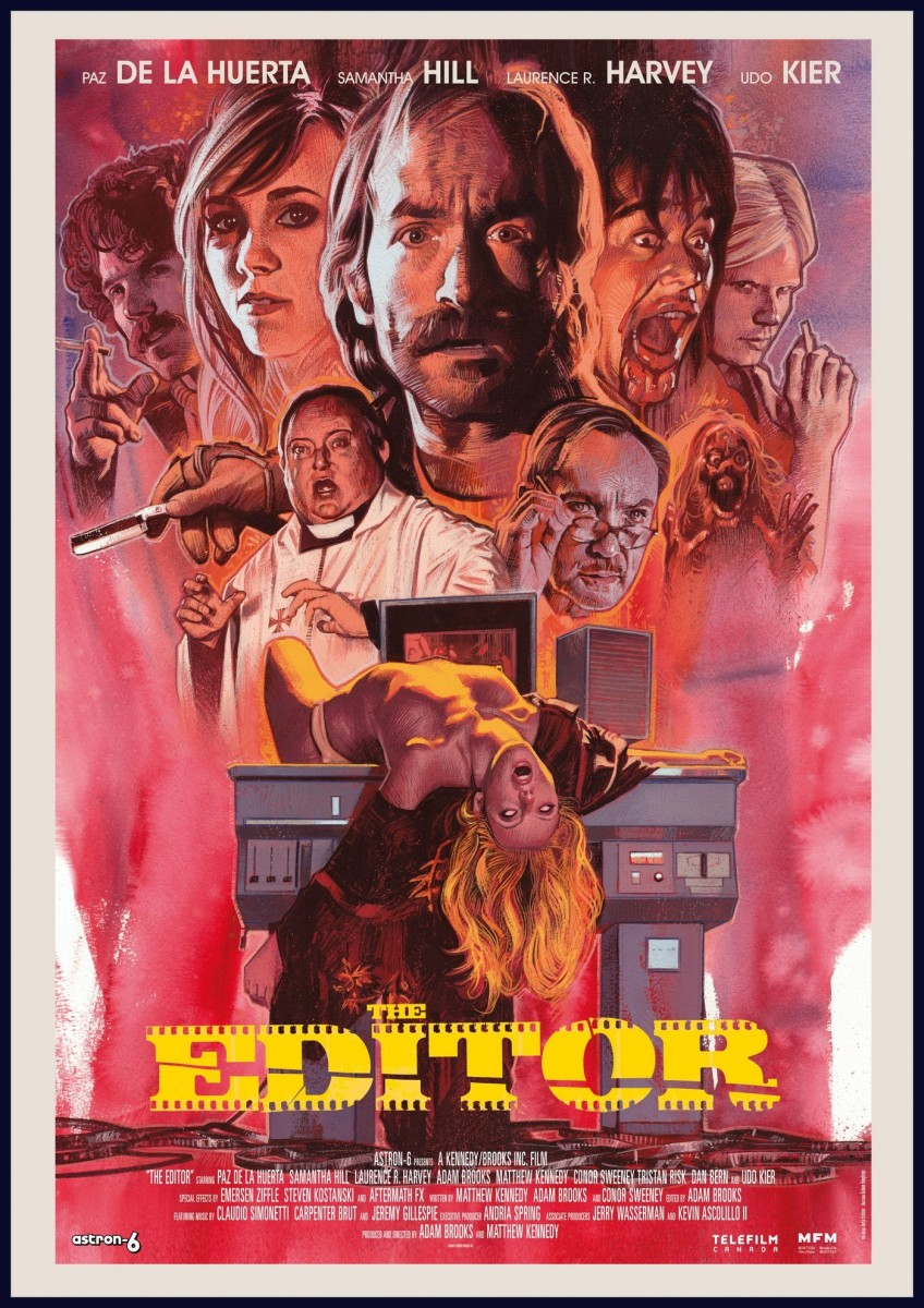 Movie The Editor (2014)