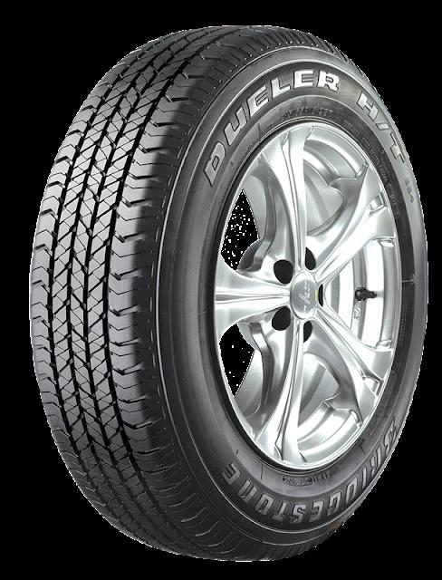 Harga ban Bridgestone DUELER HT684