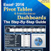 [Free ebook]Excel Pivot Tables & Introduction To Dashboards The Step-By-Step Guide
