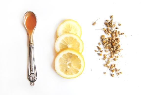 Natural Hair Lightener Honey Lemon