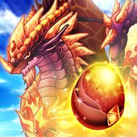 Dragon x Dragon -City Sim Game Apk Mod Moedas Infinito
