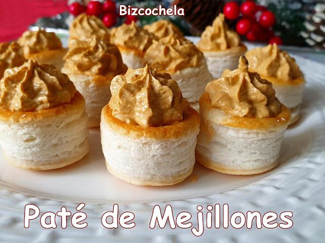 Paté De Mejillones En 2 Minutos