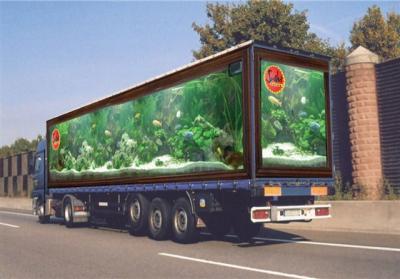3-D Truck