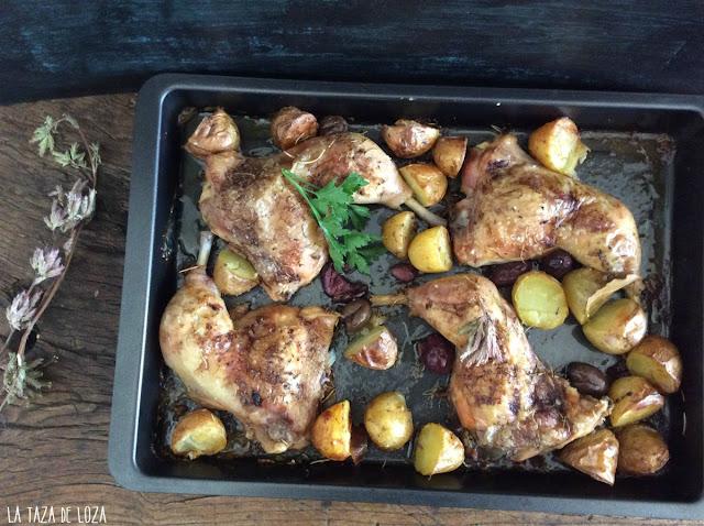 pollo-al-horno-con-aceitunas