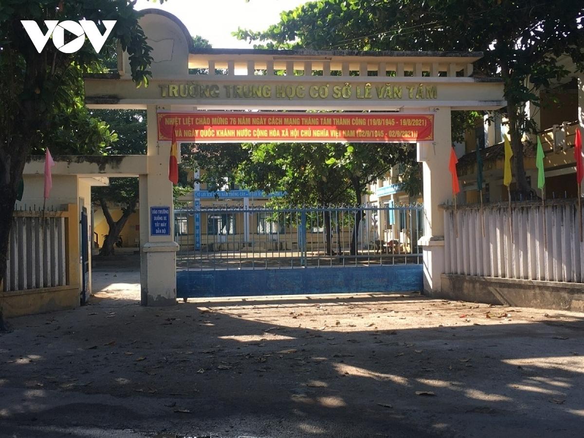 Ninh Thuận vẫn thiếu 415 giáo viên ở các cấp học