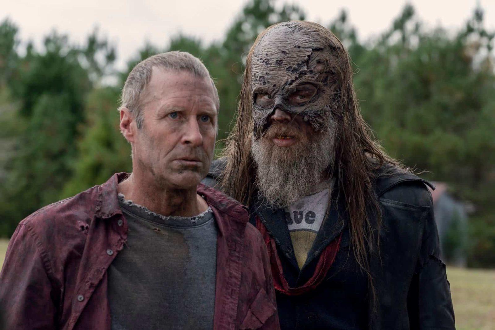 Beta, en el episodio 10x14 de The Walking Dead