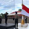 Kombes Pol Joko Pitoyo, Inspektur Upacara HUT RI Ke 76 Tahun 2021
