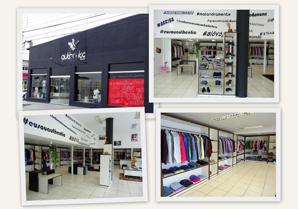 3fff7c9891 Authentic Store - Loja de roupa