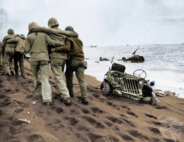 The invasion of Iwo Jima was a mistake worldwartwo.filminspector.com