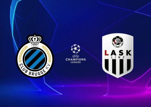 Club Brugge vs LASK -Highlights 28 August 2019