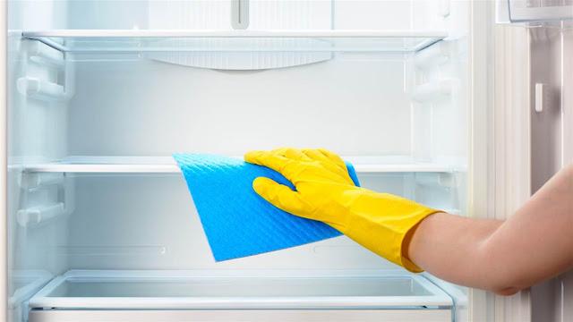 Φρεσκάρετε το ψυγείο σας.
