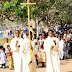 Catholic Priest stabbed and beaten to a state of coma in Anambra by Irate youths...photo