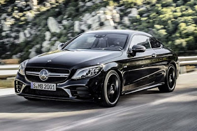Mercedes Benz C-Class Coupe 2018 Review, Specs, Price