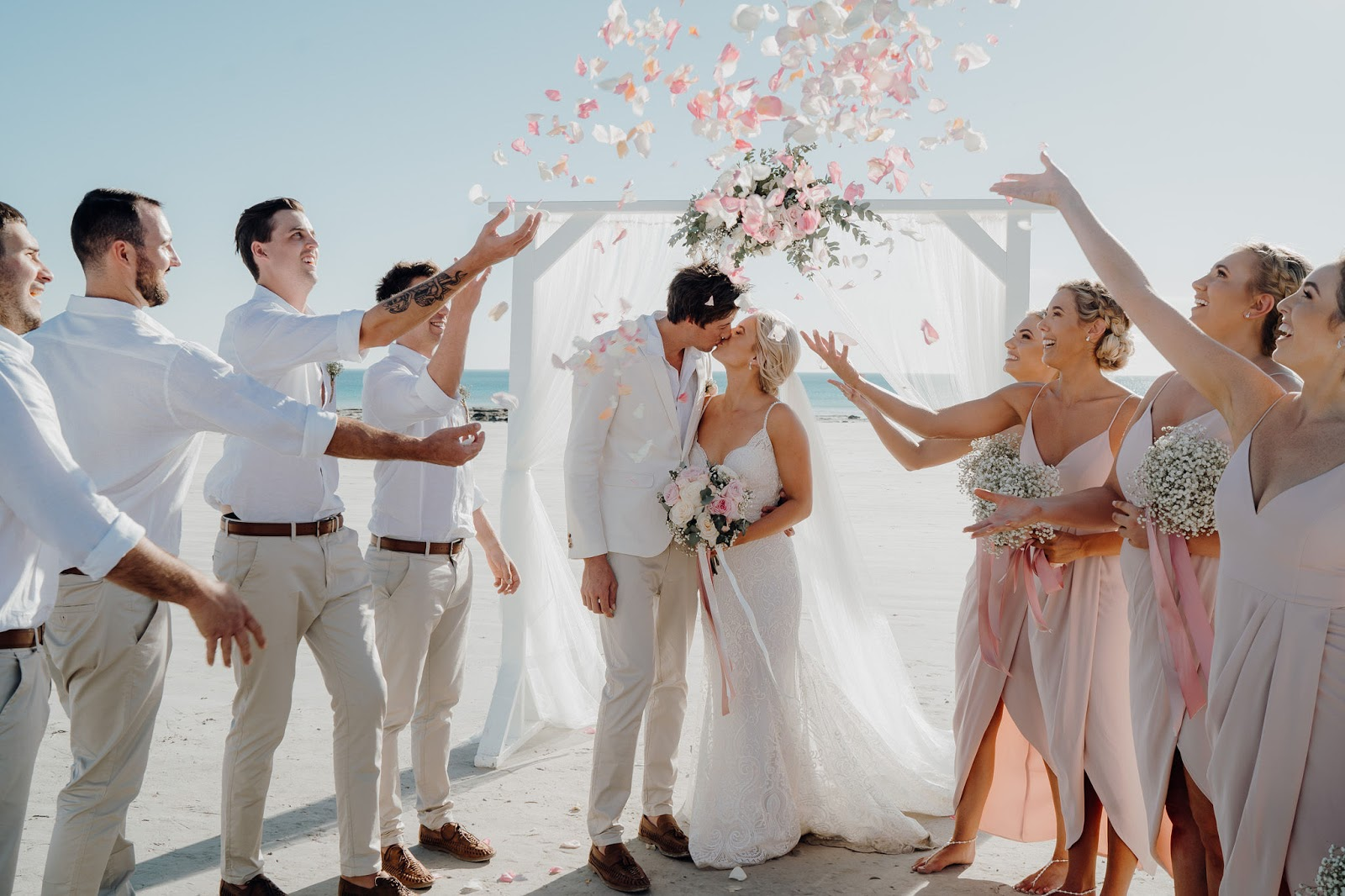 LOVE: ASHA + JOSH | CABLE BEACH FAIRYTALE WEDDING BROOME WA