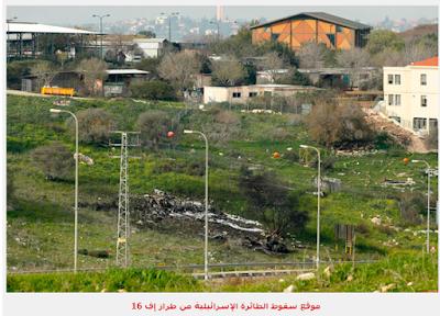 المواجهات السورية الاسرائيلية