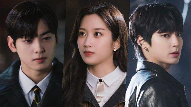 drama korea true beauty suho ju kyung dan seo jun