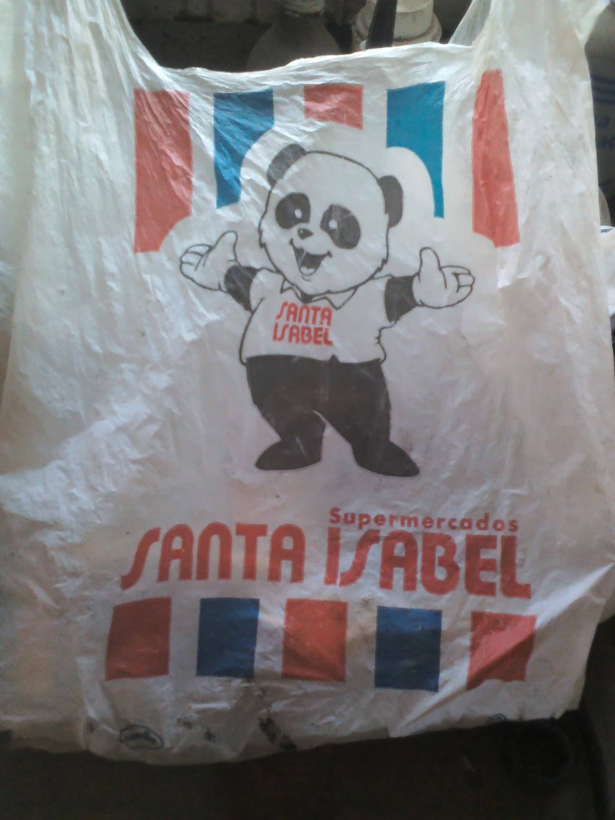 8930cdbe5 Santa Isabel (Bolsa Supermercado) | Diseño Viejito