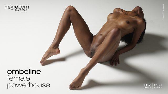 096331 [Art] Ombeline - Female Powerhouse